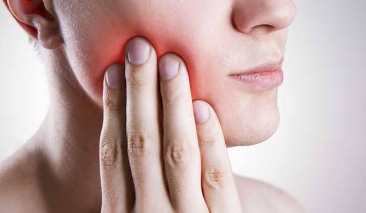 خراج الاسنان الداخلي
