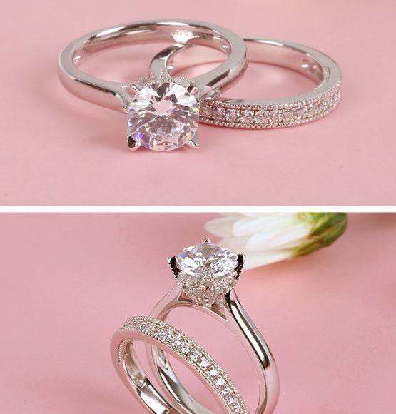 خاتم خطوبه الماس