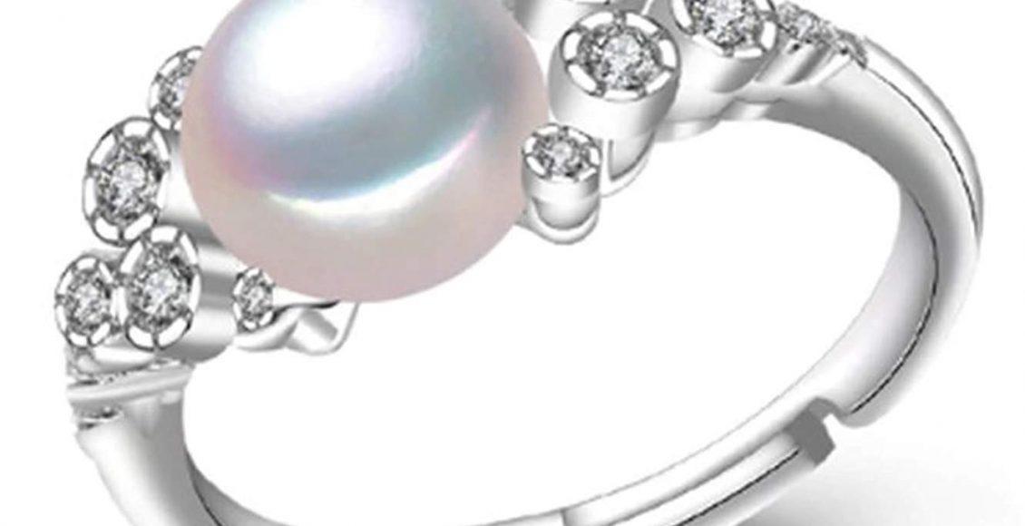 خواتم مصنوعة اللؤلؤ يمكنك إعتمادها كخاتم للخطوبة