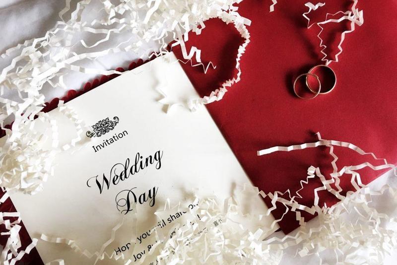 دعوات زفاف عصرية 2020