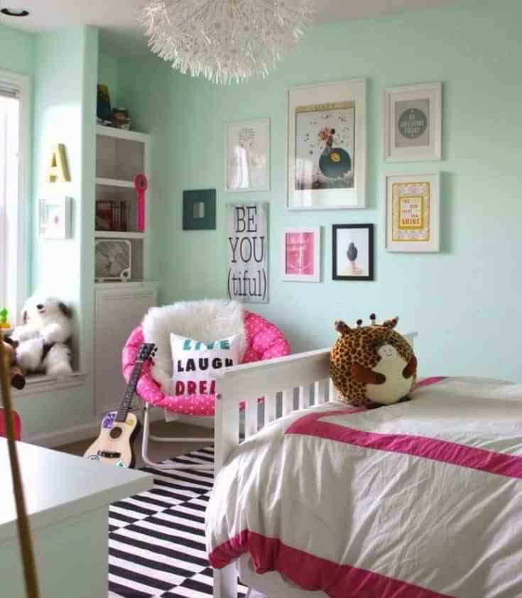 ديكورات مميزة لغرف نوم البنات المراهقات موضة 2020