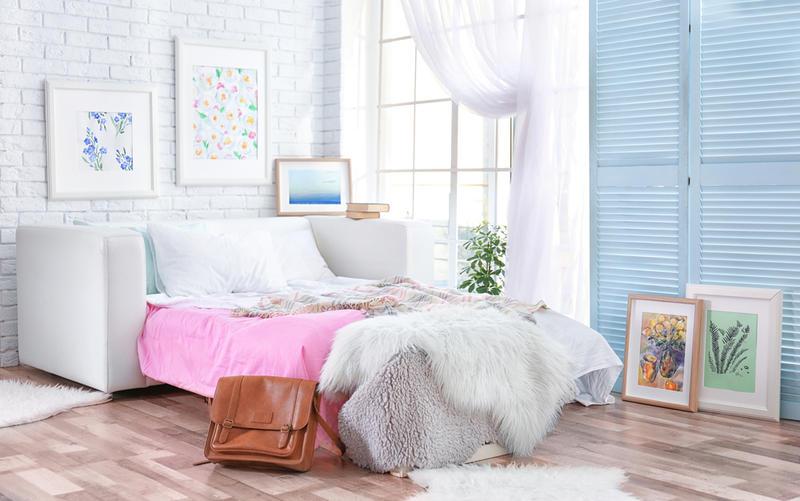 ديكورات مميزة لغرف نوم الفتيات المراهقات