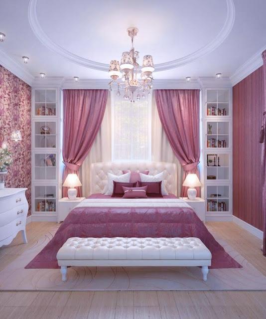 ديكور غرفة نوم جبس بورد راقي