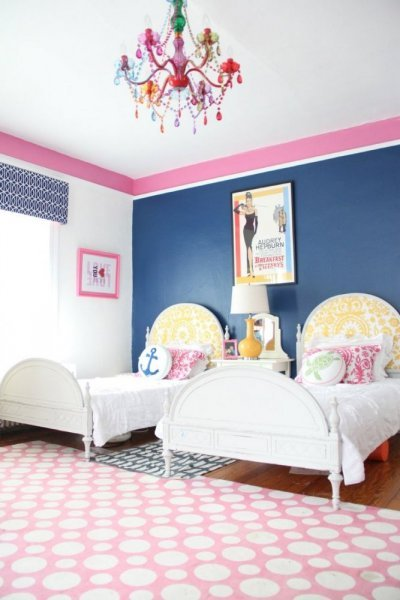 ديكور غرفة نوم مميز للأطفال