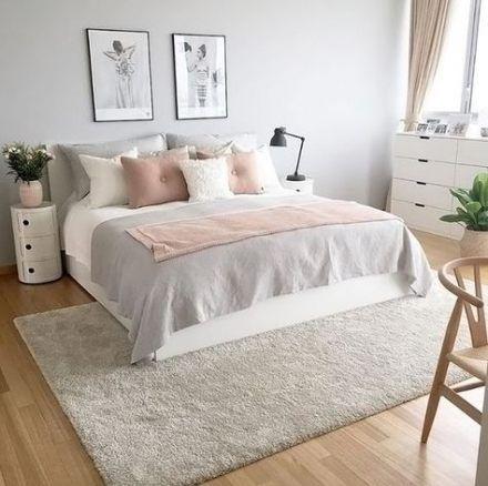 غرف نوم ابيض