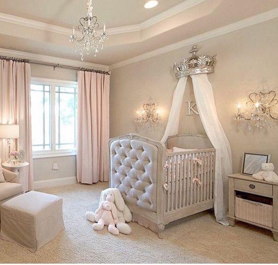 ديكور مميز لغرفة نوم الأطفال حديثي الولادة