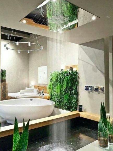 ديكور غرف الحمام