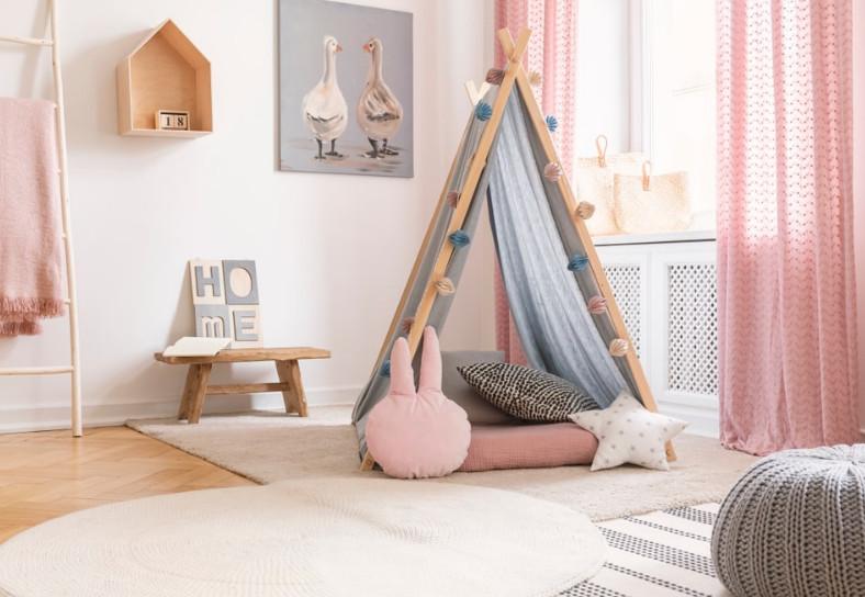 شكل مميز لديكور غرف نوم المراهقات