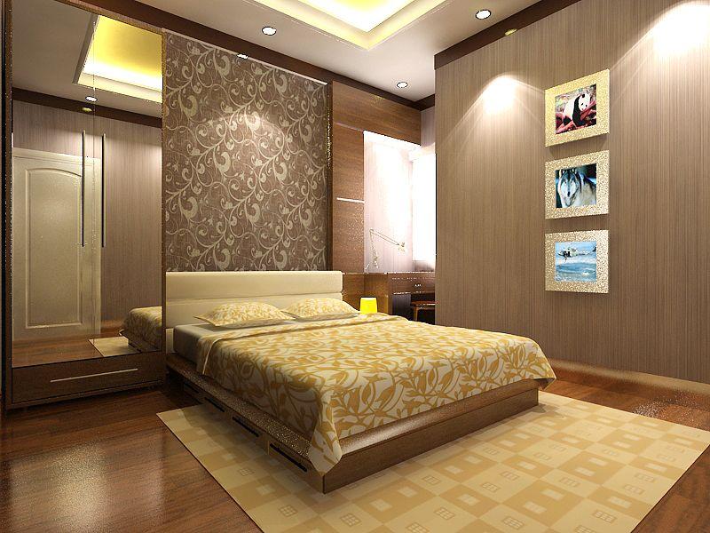 صورة لديكور غرفة نوم جبس بورد 2020