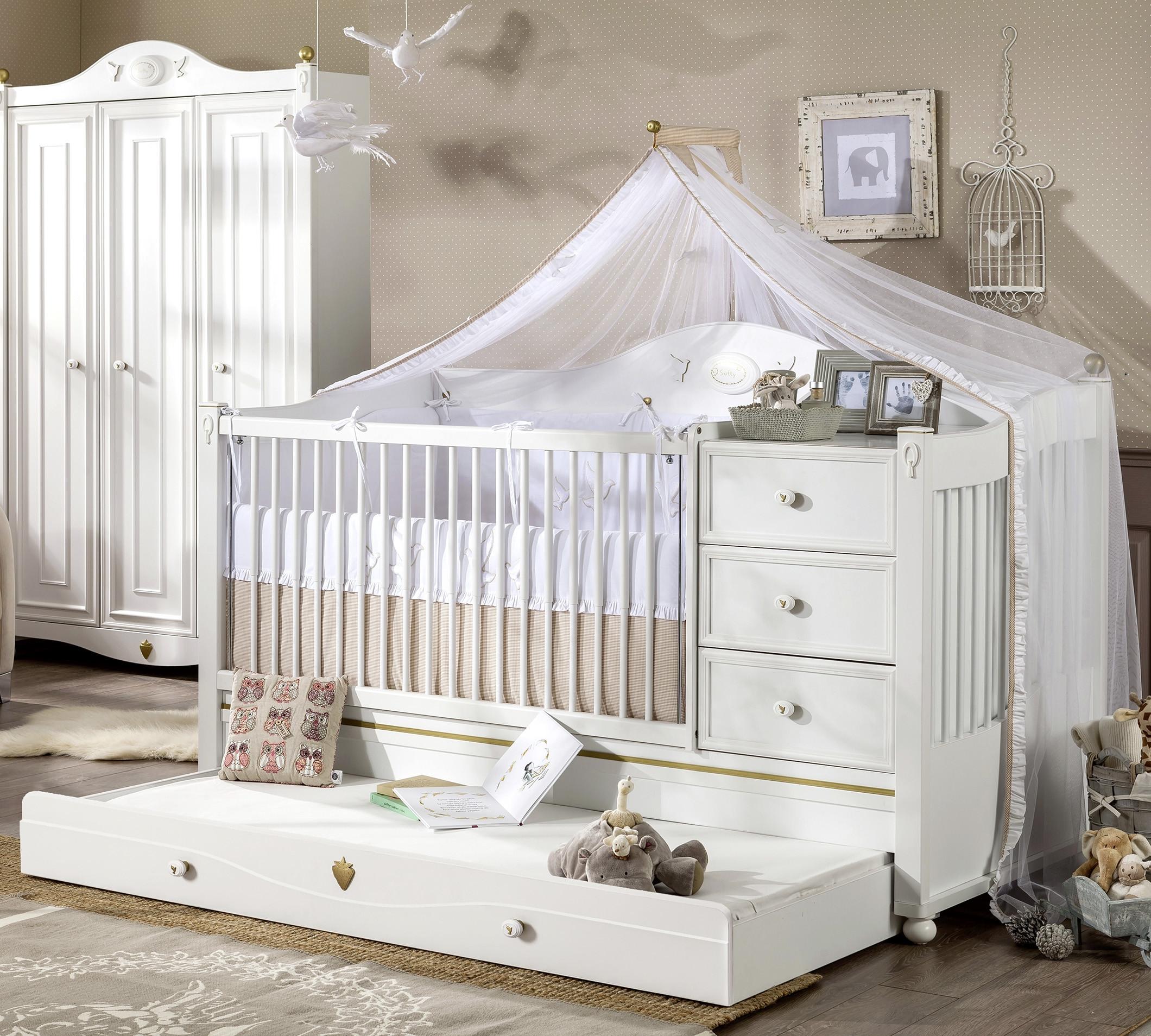 صور لغرف نوم أطفال حديثي الولادة 2020