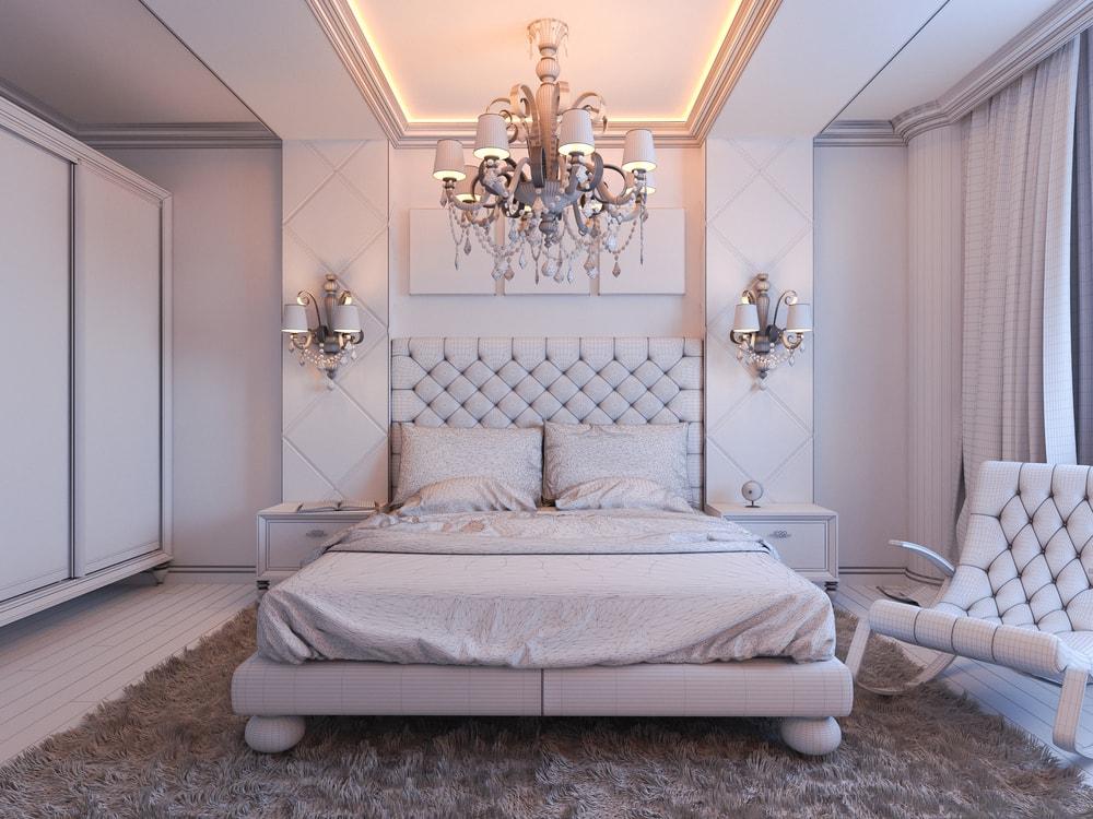 صور لغرف نوم جبس بورد مودرن 2020
