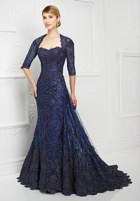 فستان ازرق