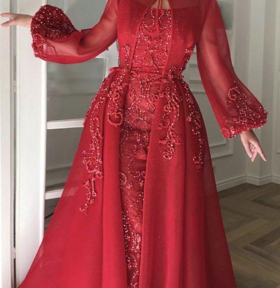 فستان مودرن