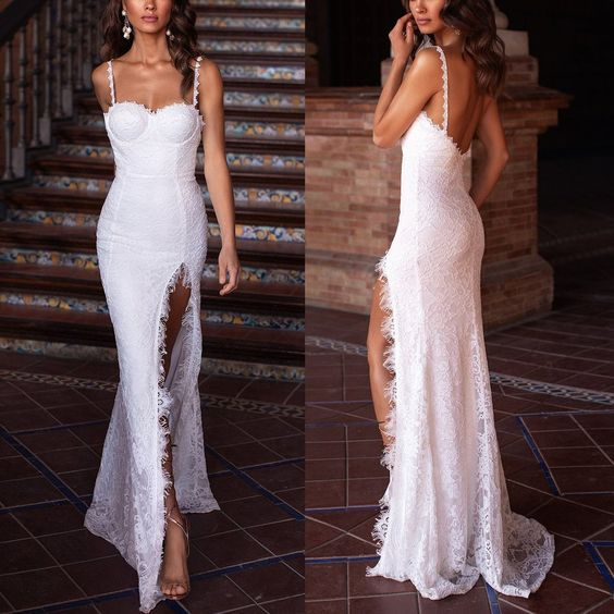 فستان طويل 2020