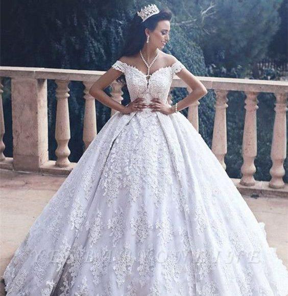 فستان واسع