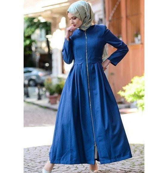 فستان محجبات واسع