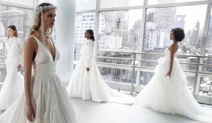 فساتين زفاف تلائم الفتيات القصيرات