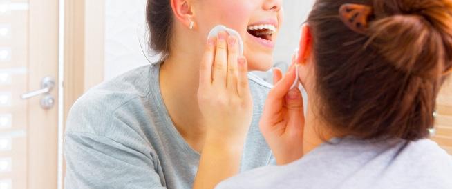 فوائد زيت الجلسرين لبشرة الوجه