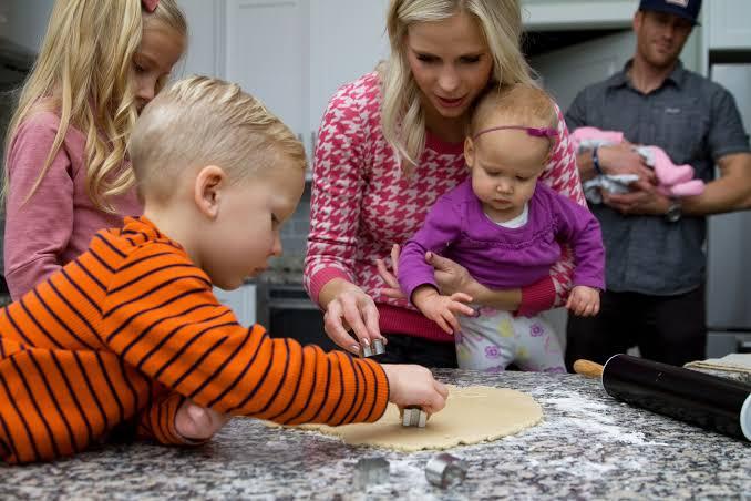 عمل الحلويات للاطفال