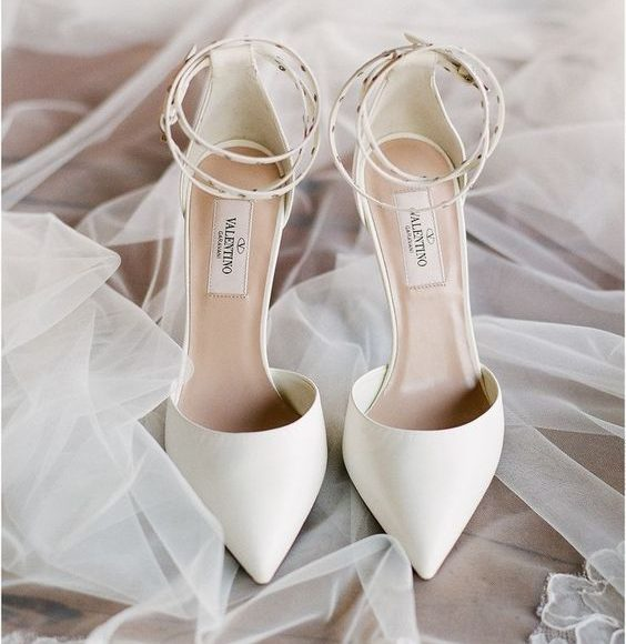 احذيه العروس موضة شتاء 2020