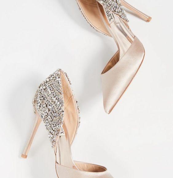 موديلات احذيه العروس
