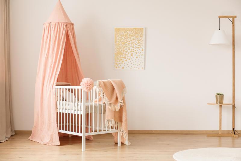 موديلات مختلفة لغرف نوم الأطفال حديثي الولادة 2020