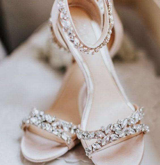 حذاء العروس مودرن