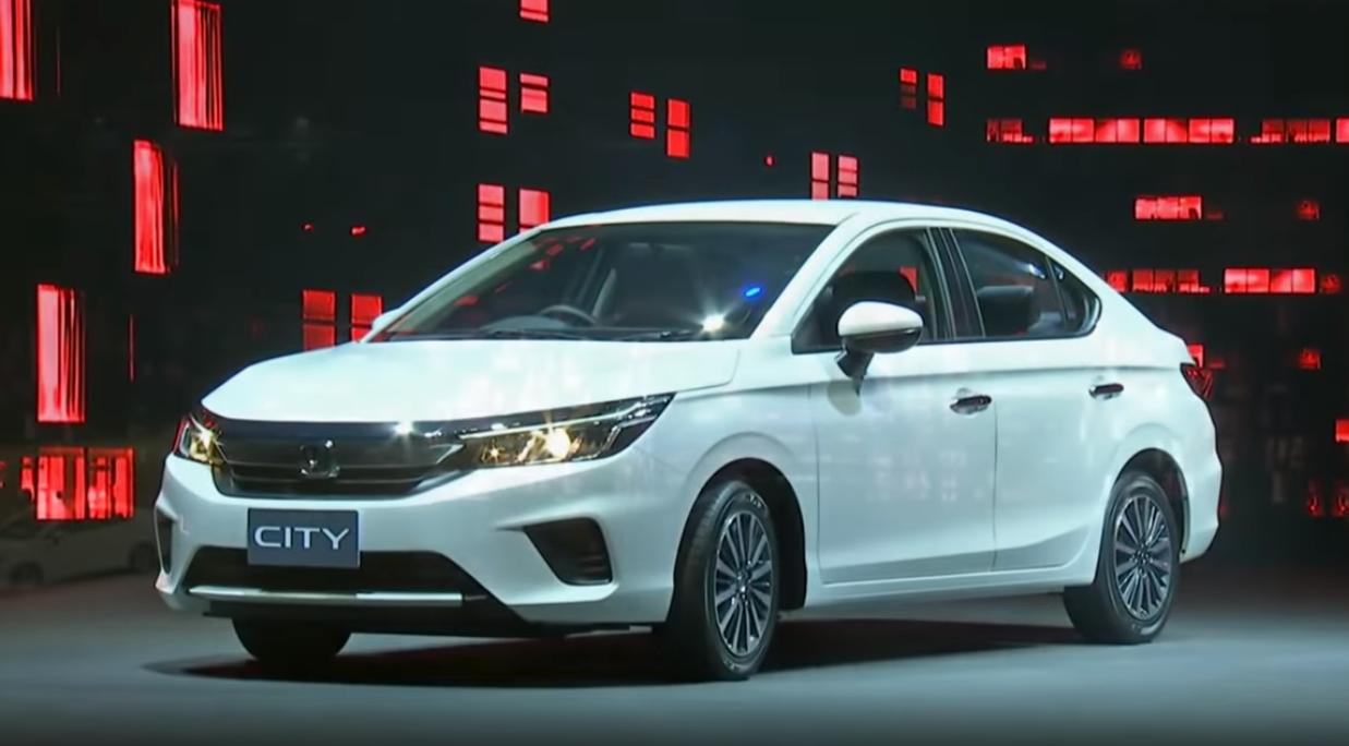 فيديو هوندا تكشف عن النموذج الجديد من سيارة City الاقتصادية