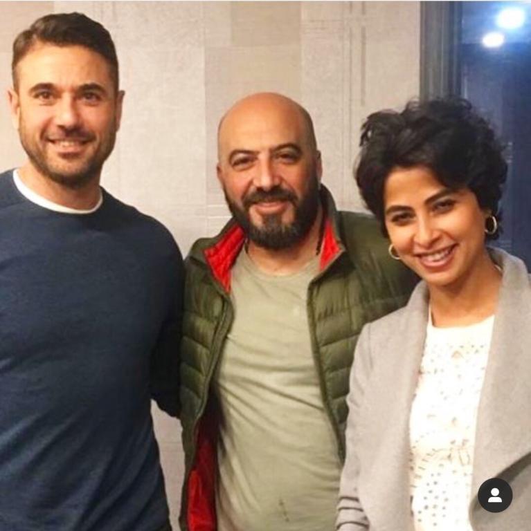 فريق عمل مسرحية علاء الدين والعفريت