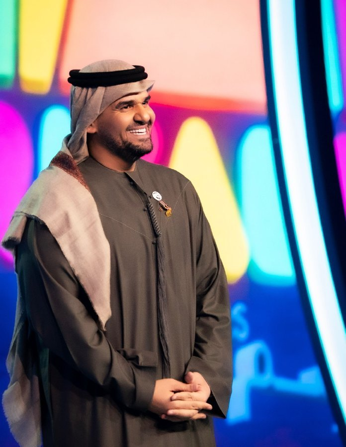 حسين الجسمي يشعل الرياض حباً وطرباً