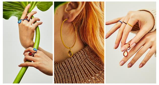 نينا رنسدورف تنفح روحاً جديدة في أشهر ابتكاراتها مع مجموعة 'The Artist'