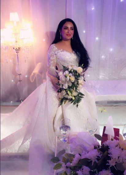 صور من حفل زواج الشاعرة نجاح المساعيد