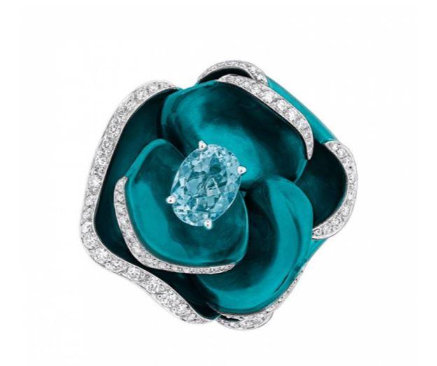 خواتم الورود من إبداعات Dior العالمية