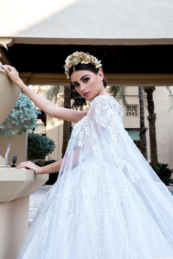 إسبوزا تطلق مجموعتها المثالية من أزياء الزفاف لربيع وصيف 2020