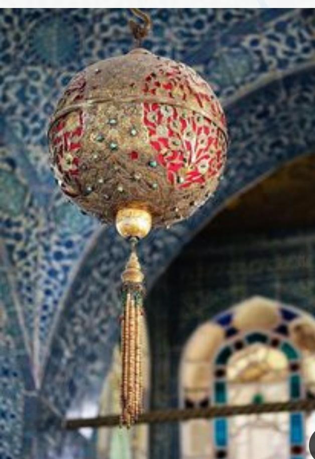 الأواني النحاسية أحد معالم الديكورات المنزلية التركية