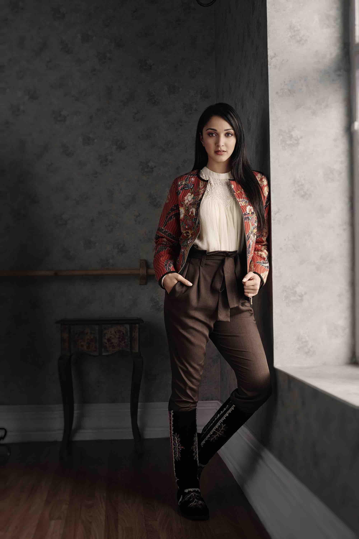 كيارا أدفاني تتصدّر حملة LABEL RITU KUMAR الإعلانية لموسم خريف/شتاء 2019