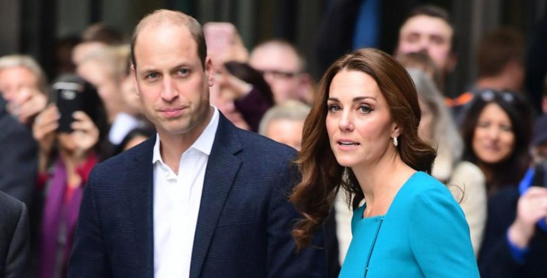 بالفيديو كيت ميدلتون تسبب حرجا لزوجها الأمير وليام