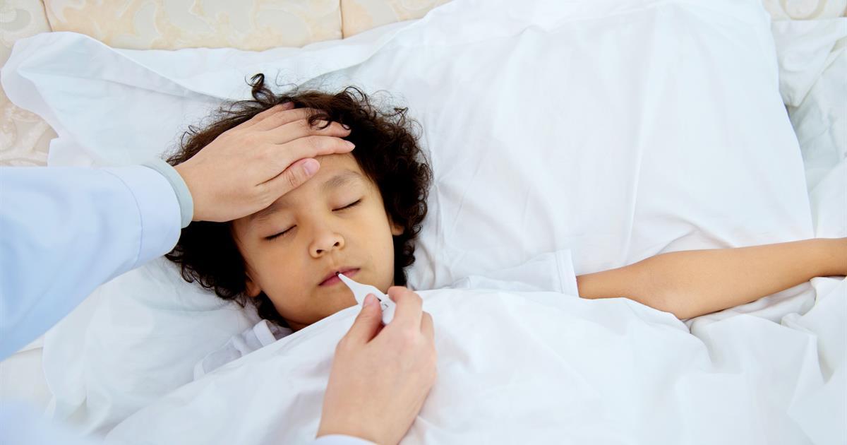 الإنفلونزا 2020 تستهدف الأطفال بالدرجة الأولى