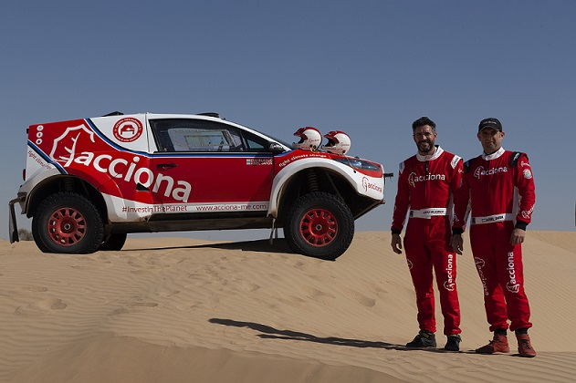 عادت سيارة أكسيونا الكهربائية ذات السجل العريق باعتبارها أول مركبة ذات انبعاثات كربونية صفرية تستكمل أقسى أنواع سباقات السيارات في العالم إلى رالي داكار