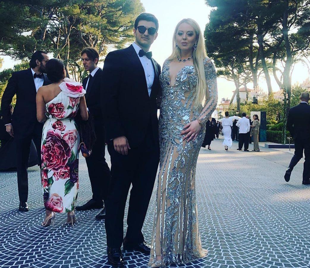 شاب عربي يتزوج أصغر بنات الرئيس الأمريكي دونالد ترامب