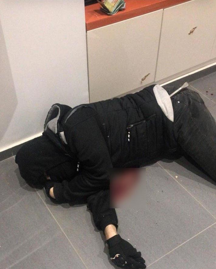 زوج نانسي عجرم يقتل لصا هاجم منزله بسلاح ناري