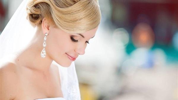 خلطات طبيعية لتعطير شعر العروس