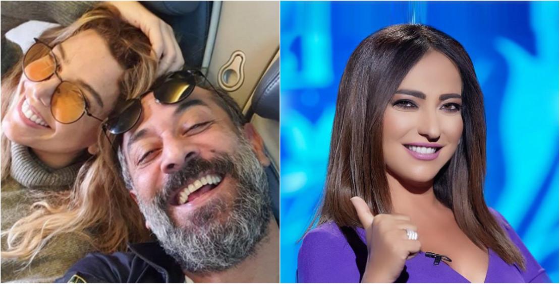 شاهدوا دانا الحلبي ترد على جمهور أمل عرفة بفيديو الغيظ