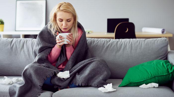 4 أمراض خطيرة شبيهة للغاية بأعراض الأنفلونزا