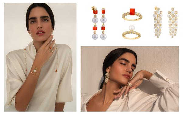 """مجوهرات MKS تطرح تشكيلة Lulu Cubes من مجموعة """"العتيبة"""" الجديدة"""