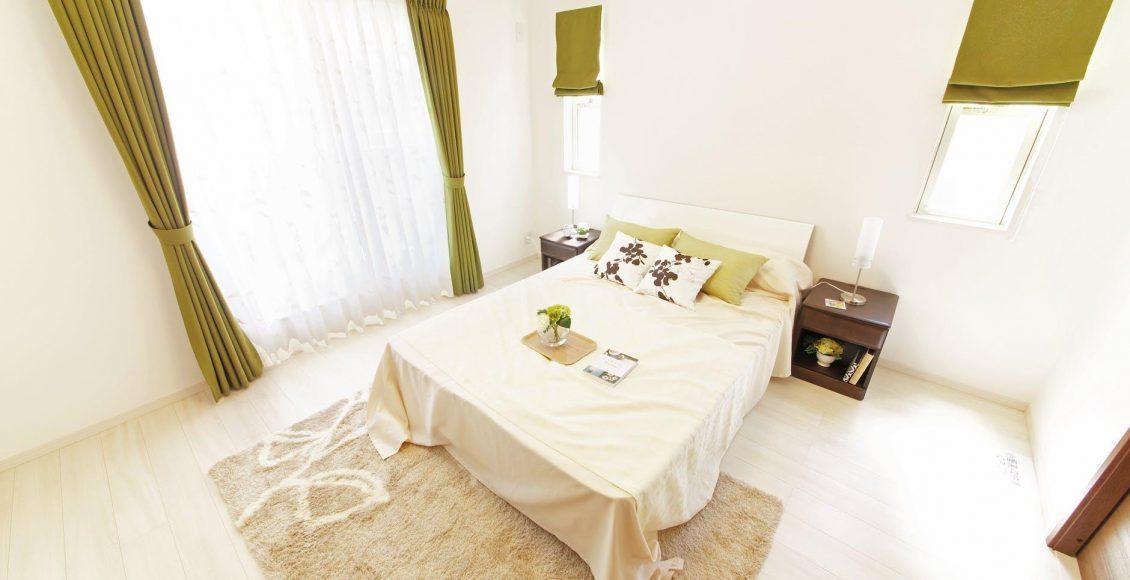 مزايا الستائر في غرفة النوم