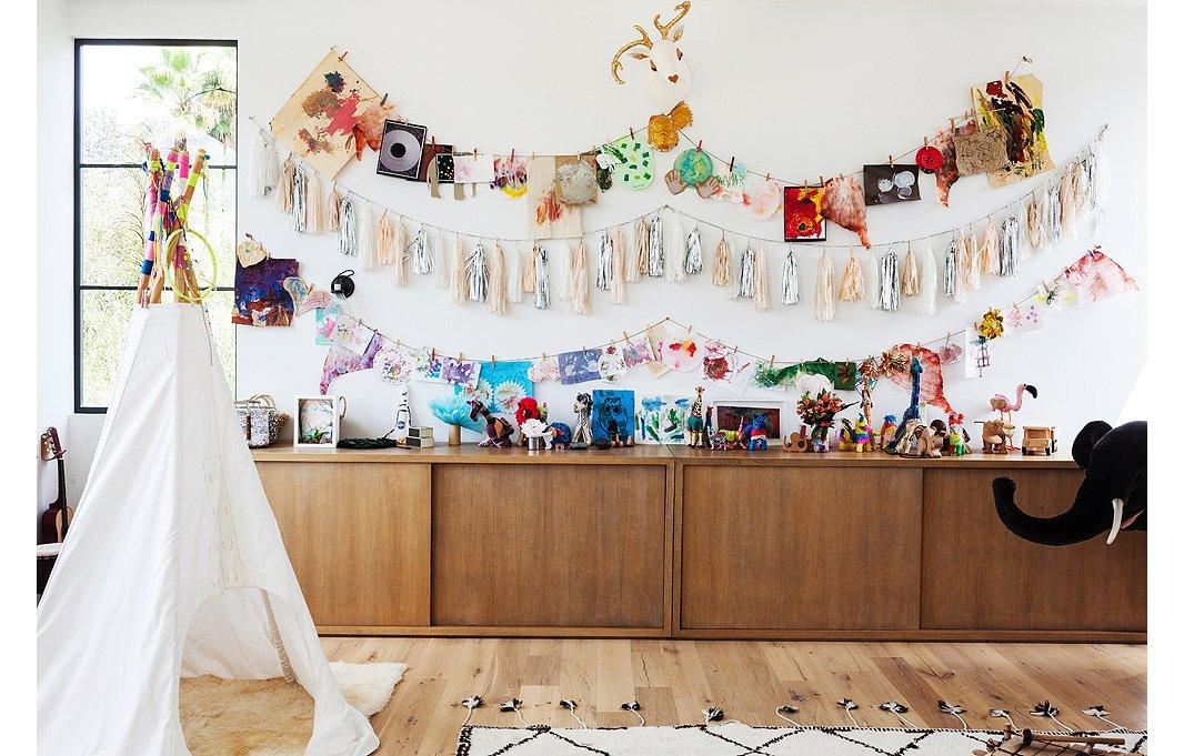 أفكار فرش غرف نوم أطفال
