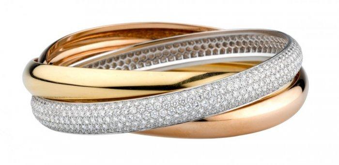 أساور من الذهب تصاميم جديدة ونصائح قبل الشراء