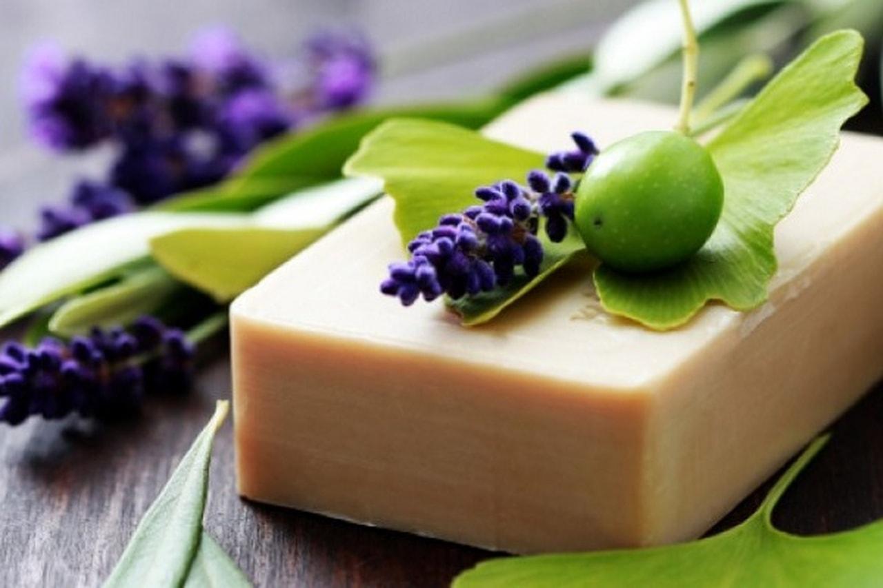 صابون الغار لتبييض الجسم