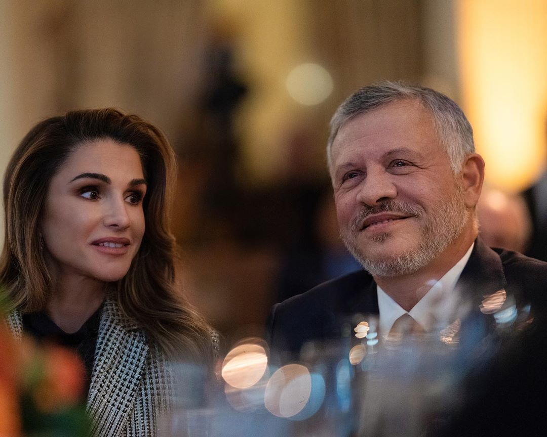 شاهد الصورة التي نشرتها الملكة رانيا بمناسبة عيد ميلاد الملك عبدالله